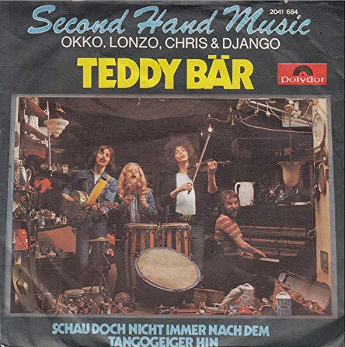 Second Hand Music - Teddybär [Vinyl Single 7'']