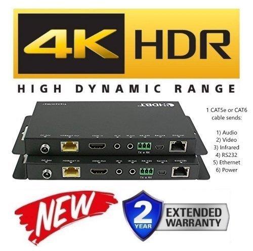 Accessories & Supplies Electronics 4K HDR HDbaseT 330ft Long Range ...