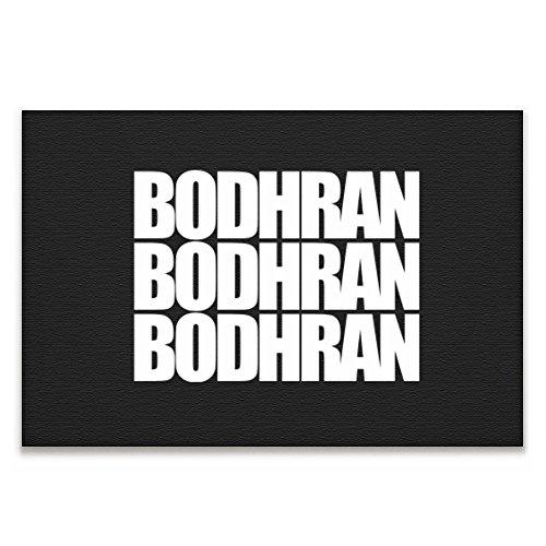Eddany Bodhran three words - Leinwanddrucke