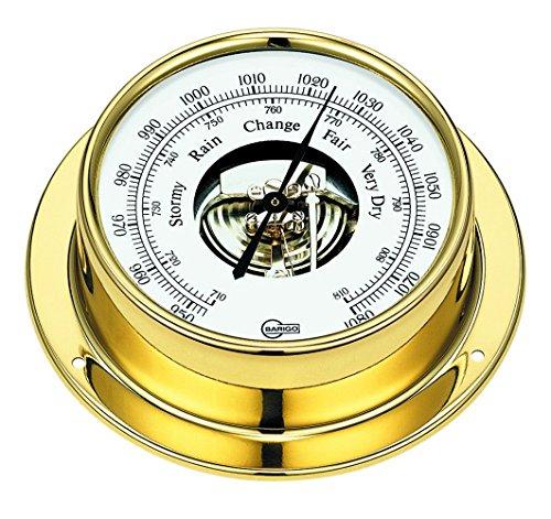 Barigo Barómetro Modelo Tempo latón
