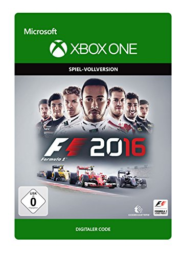 F1™ 2016 [Xbox One - Download Code]