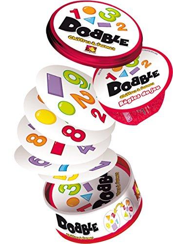 Asmodee-002964–Juego-de-Aprendizaje–dobble-123-multicolor