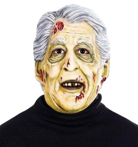 Halloween Clinton Kostüm (Trill Clinton Mask)