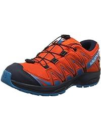Salomon XA PRO 3D CSWP J, Scarpe da Trail Running Unisex-Bambini