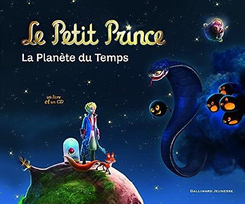 Le Petit Prince:La planète du Temps
