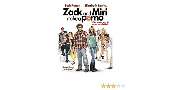 Zack et Miri faire un casting porno