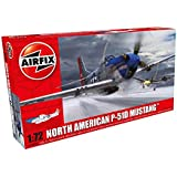 Airfix North American P-15D Mustang (Scale 1:72)