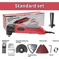 300 W herramientas eléctricas acabado multifunción hogar planeador cortador herramientas de carpintería pala eléctrica sierra