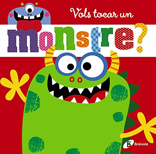 Un llibre sorprenent perquè els infants es diverteixin tocant les textures dels monstres, alhora que treballen l'observació, la interacció i sobretot el sentit del tacte, aspecte fonamental per al desenvolupament de la seva intel.ligencia.