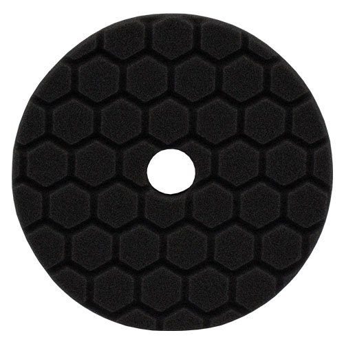 Chemical Guys 5,5 inch Schwarz Hex-Logic Quantum Finishing Polierpad -