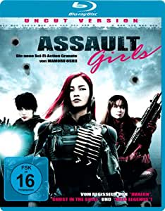 Assault Girls - Uncut [Blu-ray]