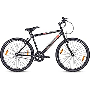 Hero Kyoto 26T Single Speed Cycle (Black)