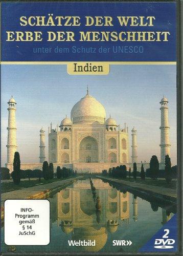 Bild von Schätze der Welt, Erbe der Menschheit: Indien (2 DVDs)