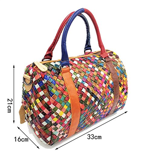 Eysee, Signore Clutch Multicolore Multicolore 33cm * 16cm * 21cm Multicolore