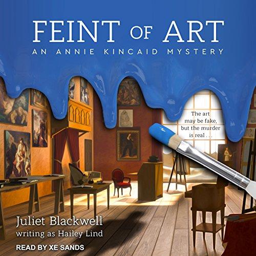 Feint of Art (Art Lover's Mystery)