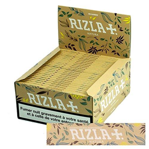 boite-de-50-cahiers-de-feuilles-slim-rizla-natura
