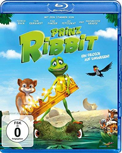 Prinz Ribbit - Ein Frosch auf Umwegen! [Blu-ray]