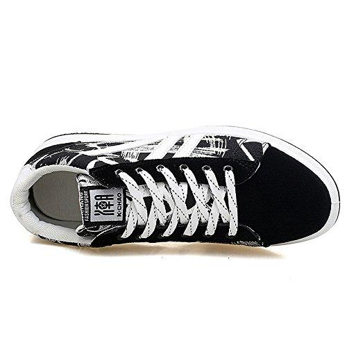 moda espadrilli uomo alto aiuto scarpe alla moda e respirabile espadrilli c