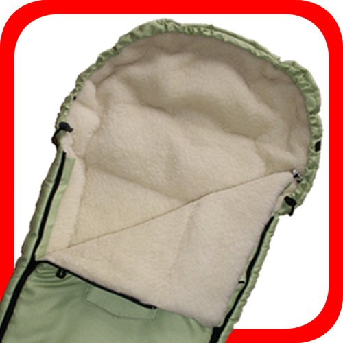 baby-universal-saco-100-lana-de-cordero-color-verde-claro
