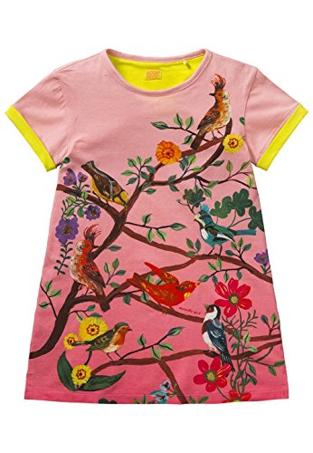 Room Seven Mädchen Baumwolle Jerseykleid Strickkleid Tatou Entwurf Natalie Lété S17GJE002