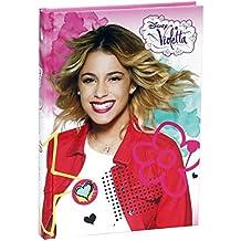 Giochi Preziosi - Violetta Diario Scuola 12 Mesi, Formato Pocket
