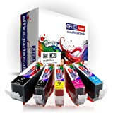 Pack 20 Canon compatible CLI-526 & PGI-525 Supérieure Qualité cartouches d'encre pour Canon Pixma IP4950 / IP4850 ; MG5340 / MG5250 / MG5350 / MG6250 / MG8120 / MG8240 / MG6150 / MG8250 / MG5150 / MG6120 / MG5200 / MG8150 ; MX885 / MX715 / MX884 / MX895 & Pixma IX6550