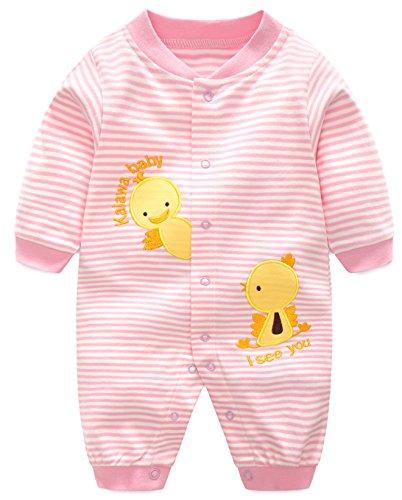 Recién nacido Pijama Algodón Mameluco