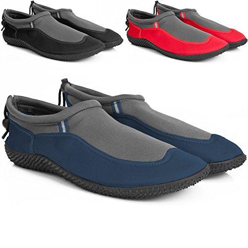 Sapatos De Crianças Grande Do Azul Seletor Praia Neoprene Água De 28 Surf De Sapatos Sapatos Sapatos Gr De 46 E Para De Senhoras Escuro Badeschuhe Senhores Cores q1C0wgp