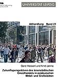 Zukunftsperspektiven des innerstädtischen Einzelhandels in ostdeutschen Mittel- und Großstädten: Erarbeitung von städteclusterspezifischen Handlungsempfehlungen
