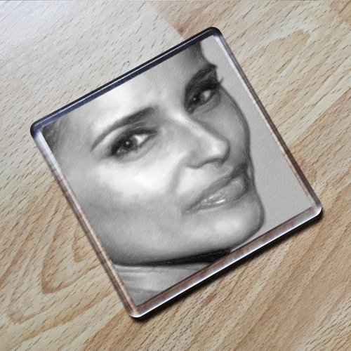 Seasons NELLY FURTADO - Original Art Coaster #js003