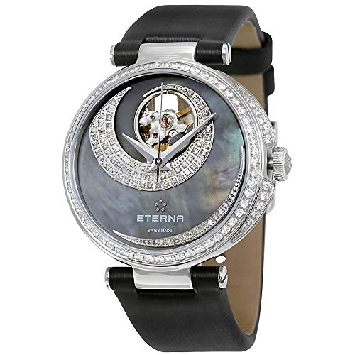 Eterna Grace Reloj de Mujer Diamante automático 34mm 2943-58-89-1368