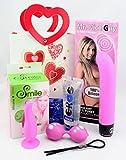 Erotische Fun Box Sexy Set für Paare Erotik Spielzeug Sexspielzeug