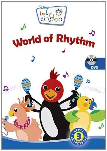 Baby Einstein: World of Rhythm by Walt Disney Studios Home Entertainment