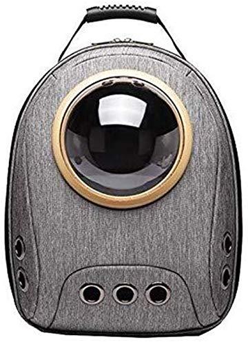 Wuyeti Tragbare Licht Transparente Kapsel, Bequem, Atmungsaktiv, Geeignet for Kleine Und Mittelgroße Haustiere, Katzen, Hunde (Color : F1) -