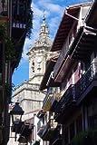 Narrow Alley in San Sebastien Guipuzcoa Donostia, Spain Journal: Take Notes, Write Down Memories in...