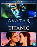 Avatar/Titanic [Blu-ray 3D + Blu-ray] [1997] [Region Free]