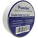 Pusdon Double Sided Duct Tape, Heavy Duty Carpet - Best Reviews Guide