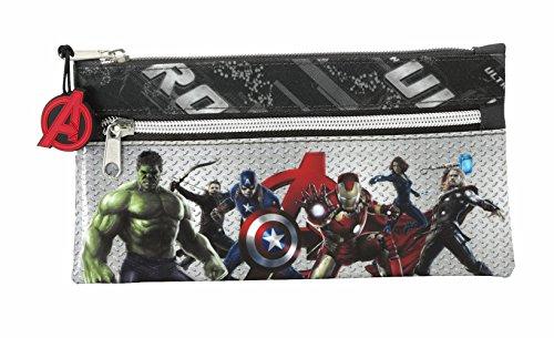 Unbekannt Avengers Age of Ultron Doppelreißverschluss Bleistift Fall -