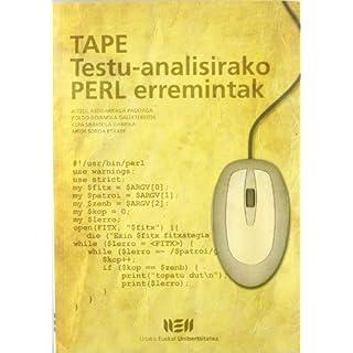 TAPE testu-analisirako PERL erremintak