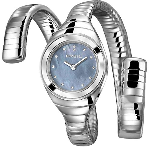 Breil b snake tw1164 - orologio al quarzo da donna,30mm