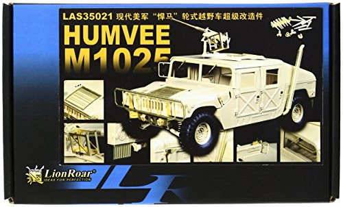 1/35 U.S. Army M1025 Humvee emboldened for Detail Up Parts Set (LAS3521) (japan import)