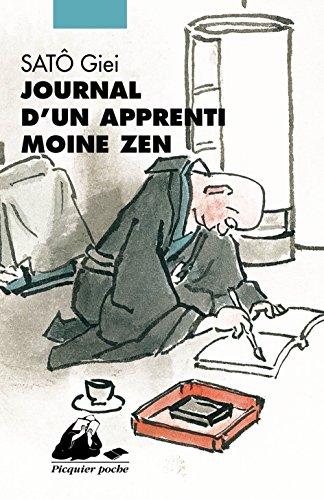 Journal d'un apprenti moine zen par Giei Satô