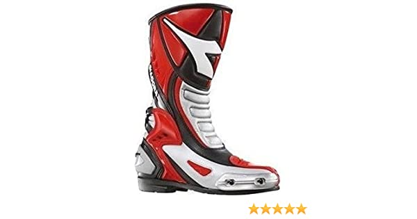 DIADORA EAGLE FX MOTORCYCLE BOOTS MOTORBIKE BOOTS J S (EURO 41   UK ... 5505f439f65