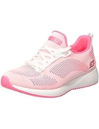c454235ba54d1 Amazon.es  Skechers - Blanco  Zapatos y complementos