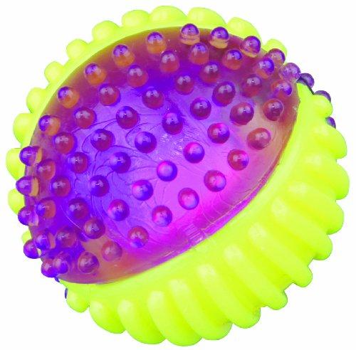 Artikelbild: Trixie 33641 Blinkball, thermoplastisches Gummi (TPR), 7 cm, farblich sortiert