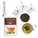 Teatox Life Herbal Bowel & Colon Cleanser tea, bowel movement regulator| Contipation Relief