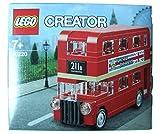 LEGO 40220 Creator Double Decker London Bus by LEGO