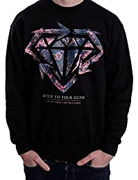 Stick To Your Guns Floral - Sweater