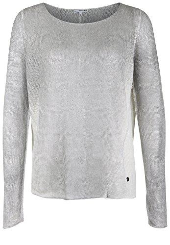Better Rich Damen Pullover silber (12) XL