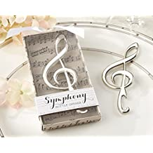 Bomboniera Apribottiglie Tema musica sinfonia Bella chiave di violino